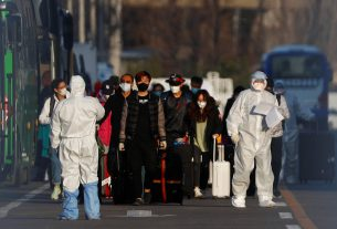 Beijing hit by record imported coronavirus cases