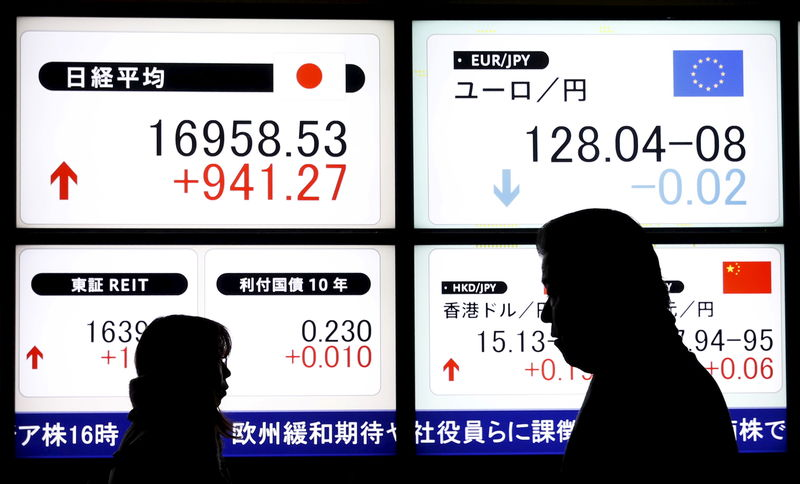 Asian Equities Up as COVID-19 Shows Signs of Slowing