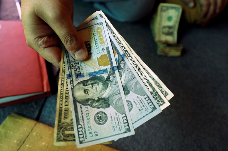 Dollar Up, But Near Three-Year Lows, Fed Continues Dovish Tone